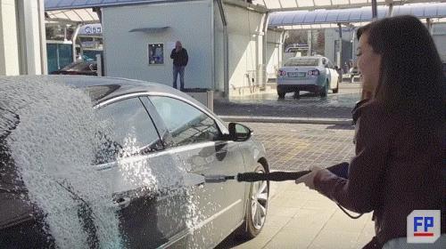 ForPost- Самомойка VS Автомойка: где лучше мыть автомобиль?