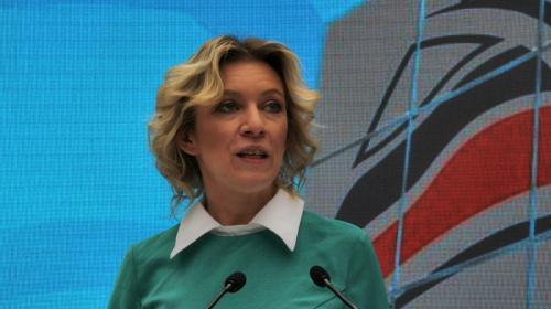 ForPost- Захарова обескуражена реакцией ОБСЕ на аресты в Крыму