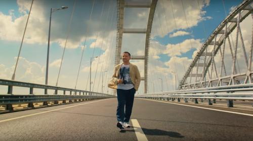 ForPost- Любимая группа Путина спела про Крымский мост