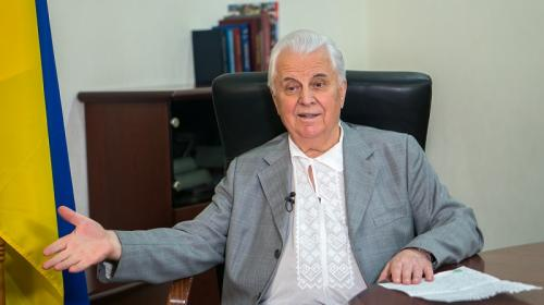 ForPost- Кравчук выставил России счёт за Крым