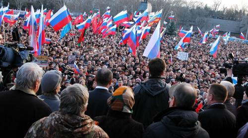 ForPost- Севастопольцам пожелали оставаться борцами