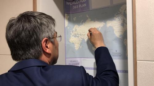 ForPost- Бурятский губернатор в Корее защитил российский Крым