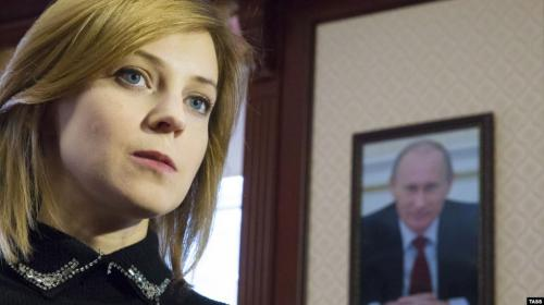 ForPost- Поклонская расскажет Путину о проблемах Севастополя