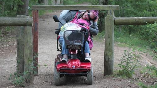 ForPost- Чем возмущены инвалиды-колясочники в Саках