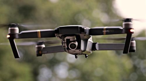 ForPost- За управление дроном без документов будут штрафовать