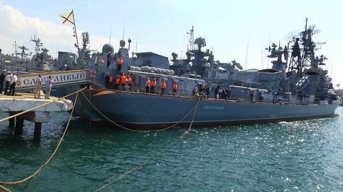 ForPost- «Сметливый» не заходил в зону учений Sea Breeze, — Черноморский флот