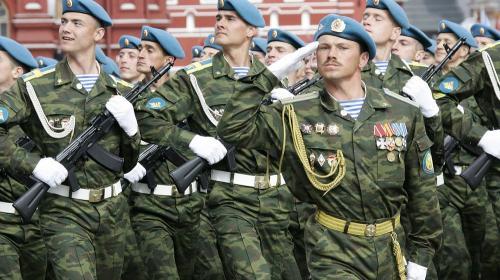 ForPost- В России могут начать отмечать День воинской присяги