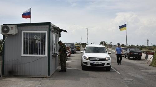 ForPost- Украинских автотуристов больше не пустят в Крым без ОСАГО