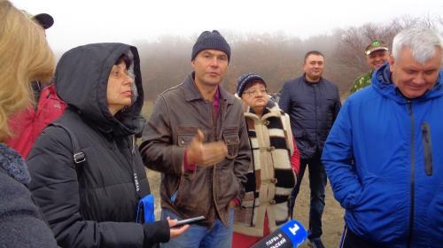 ForPost- Строительный мусор из Севастополя теперь везут в Байдарскую долину