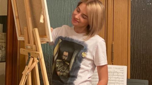 ForPost- С Николаем II на груди: Поклонская стала промоутером православного бренда одежды