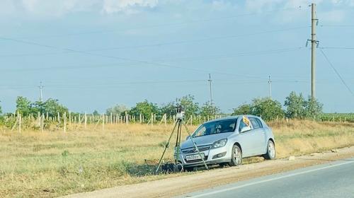ForPost- В Крыму рассекретили места установки дорожных камер-треног