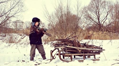 ForPost- Людям из Полюшко под Севастополем предстоит мерзнуть без газа до весны