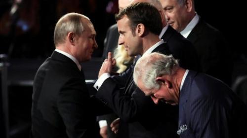 ForPost- Первый шаг к новому миропорядку сделают в Кремле в день Победы