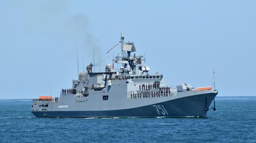 ForPost- Черноморский флот усилит боевую подготовку