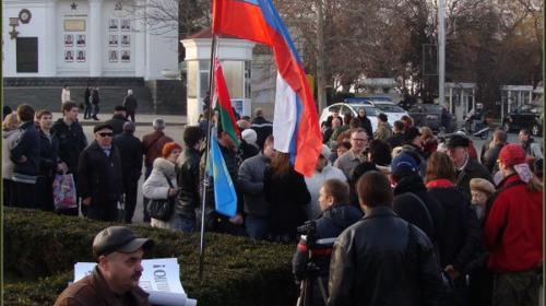ForPost- Хроника Русской весны: 1 – 21 февраля 2014