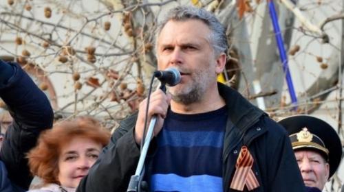 ForPost- Алексей Чалый: Мы могли обратиться за помощью к Путину, но взяли власть в свои руки