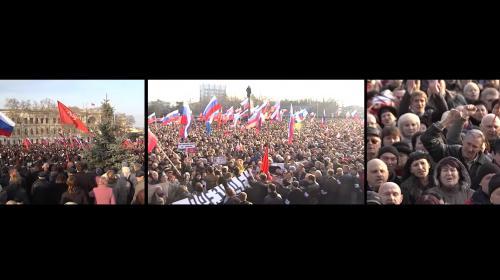 ForPost- Смотрите новый фильм о 23 февраля 2014 года в Севастополе