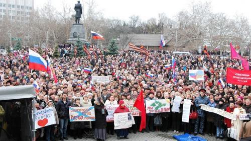 ForPost- Хроника Русской весны: 1 марта 2014 года