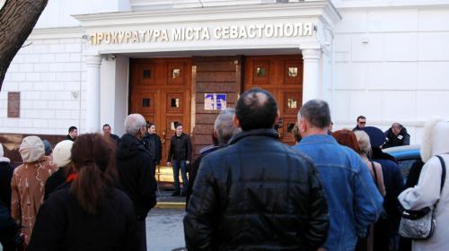 ForPost- Хроника Русской весны в Севастополе. 5 марта 2014 года