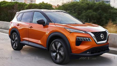 ForPost- В сети появились изображения нового Nissan Qashqai