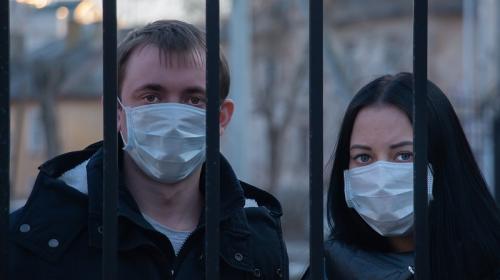 ForPost- В Крыму ужесточают штрафы за нарушение режима самоизоляции