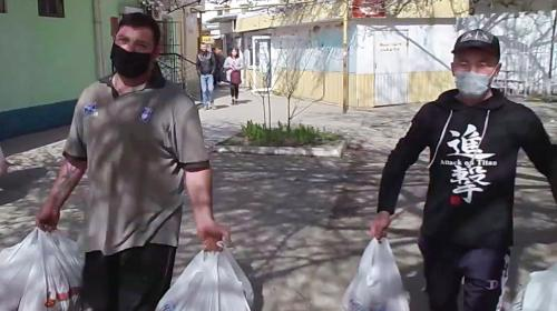 ForPost- Один раз было, четыре стало: странностям с доставкой продпайка в Севастополе удивилась ветеран