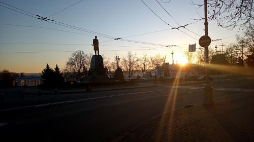 ForPost- В День Победы центр Севастополя закроют