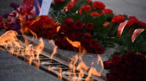ForPost- На Сапун-гору вернули Вечный огонь