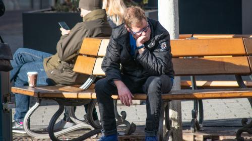 ForPost- Тысячи севастопольцев встали в очередь за пособиями по безработице