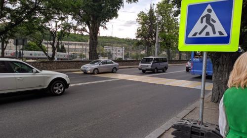ForPost- Восстановленный переход у автовокзала возмутил и порадовал севастопольцев