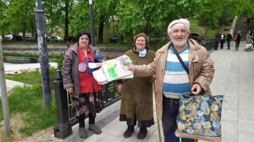 ForPost- Крымскую семью художников-чудаков хотят привлечь за нелегальный бизнес