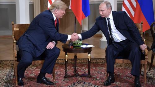 ForPost- Почему Трампу нужна помощь Путина