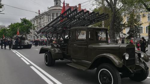 ForPost- В Севастополе пройдёт первая репетиция парада Победы