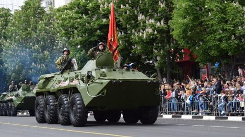 ForPost- Парад Победы в столице Крыма не будут отменять из-за коронавируса