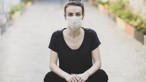 ForPost- В Крыму не будут штрафовать за отсутствие маски