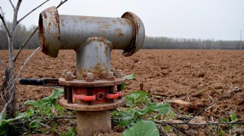 ForPost- Газовую трубу в Севастополе зарыли в землю без подключения