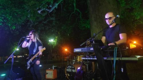 ForPost - В Ялте полиция прервала концерт севастопольской группы Kooraga