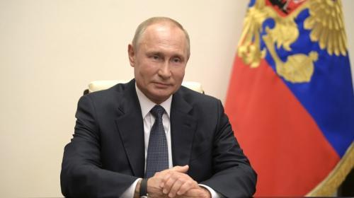ForPost - Путин наградил севастопольских медиков за борьбу с коронавирусом