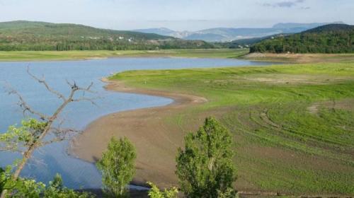 ForPost - В Крыму наполнились обмелевшие водохранилища