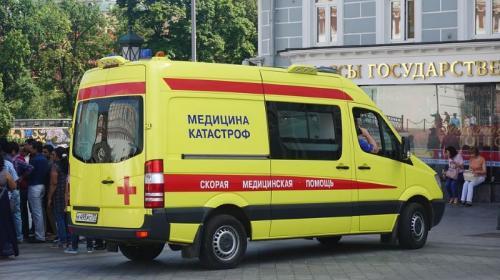 ForPost - В Керчи на АЗС взорвался автомобиль с людьми