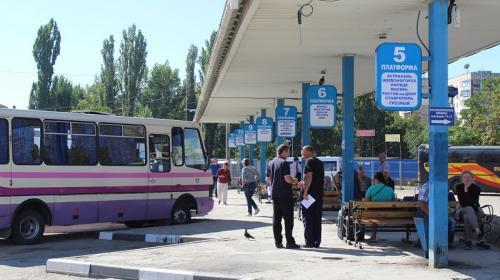 ForPost - Крым возобновил автобусное сообщение с материком