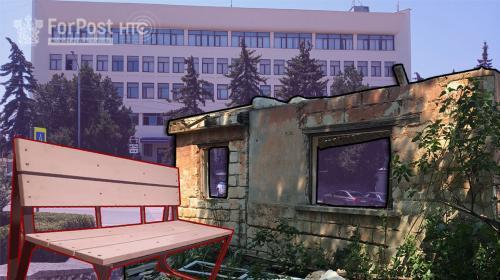 ForPost - Качаем прессу: Деревья под снос, треш на ПОРе и скамейки Лебедева в Севастополе