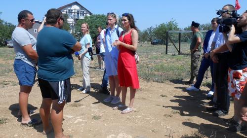 ForPost -  Застройщики форта «Сталин» получили инструкцию от властей Севастополя
