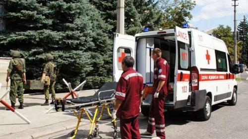 ForPost - В ЛНР в результате обстрелов ВСУ ранена женщина, повреждены два дома