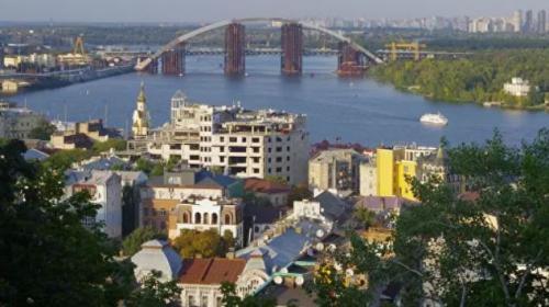 ForPost - Слышны также выстрелы: в Киеве произошла массовая драка с поножовщиной