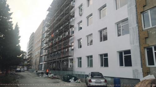 ForPost - Как продвигается ремонт роддома в Севастополе