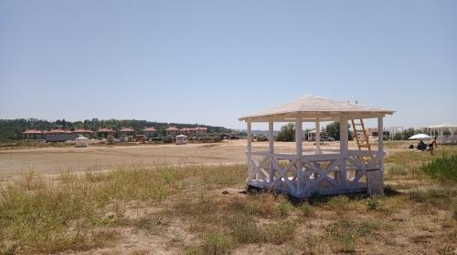 ForPost - В Севастополе временно исчезло озеро на Северной стороне