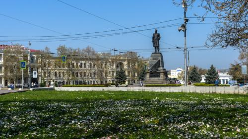 ForPost - Центр Севастополя частично обесточен