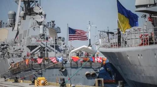ForPost - Украина и НАТО договорились усилить присутствие альянса в Черном море