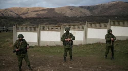 ForPost - На Украине посчитали российских солдат в Крыму и успокоились